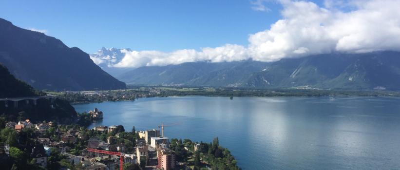 Mountreaux, Switzerland